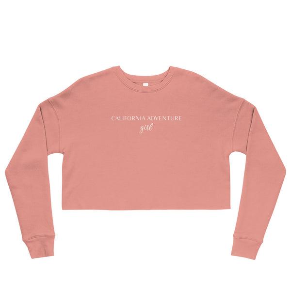 DCA Girl Crop Sweatshirt