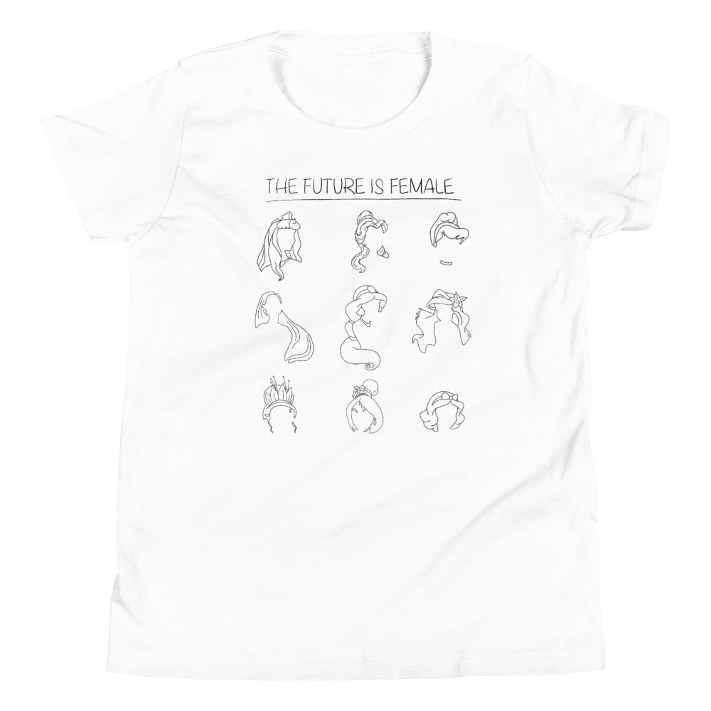 Future is Female Youth Short Sleeve T-Shirt