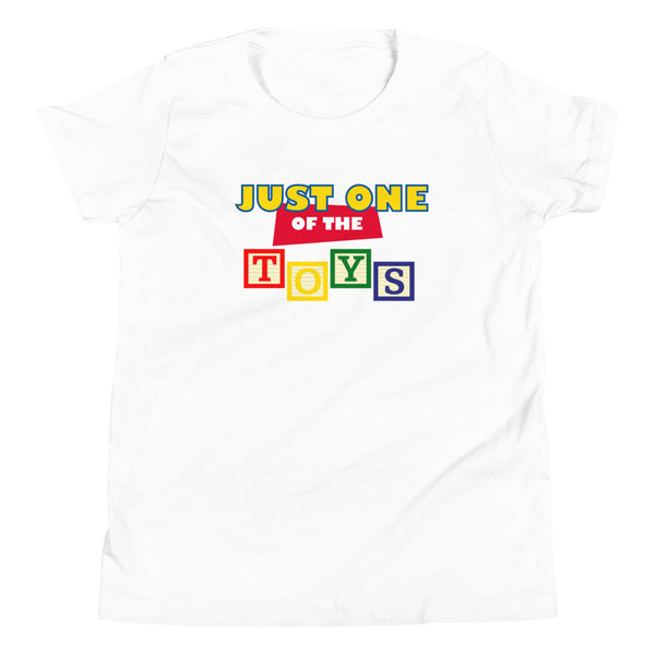 One of the Toys Youth Short Sleeve T-Shirt