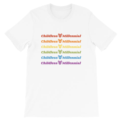 Childless Millennial Unisex T-Shirt