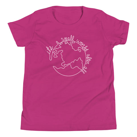 Small World Youth Short Sleeve T-Shirt