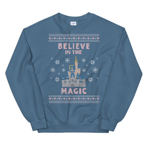 Believe in the Magic WDW Unisex Sweatshirt