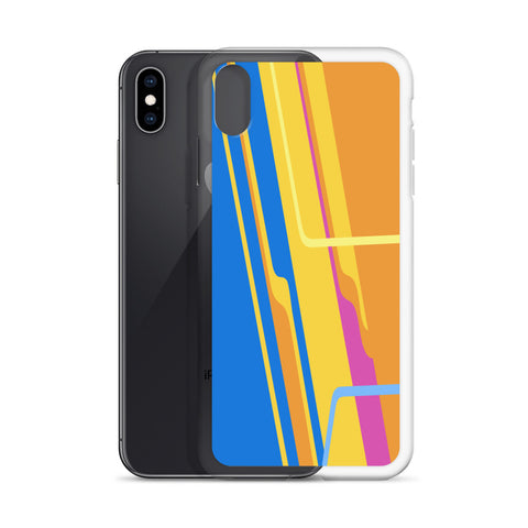 Carousel of Progress iPhone Case