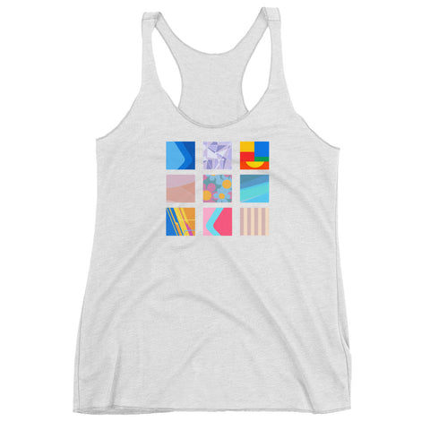 Magical Walls Racerback Tank
