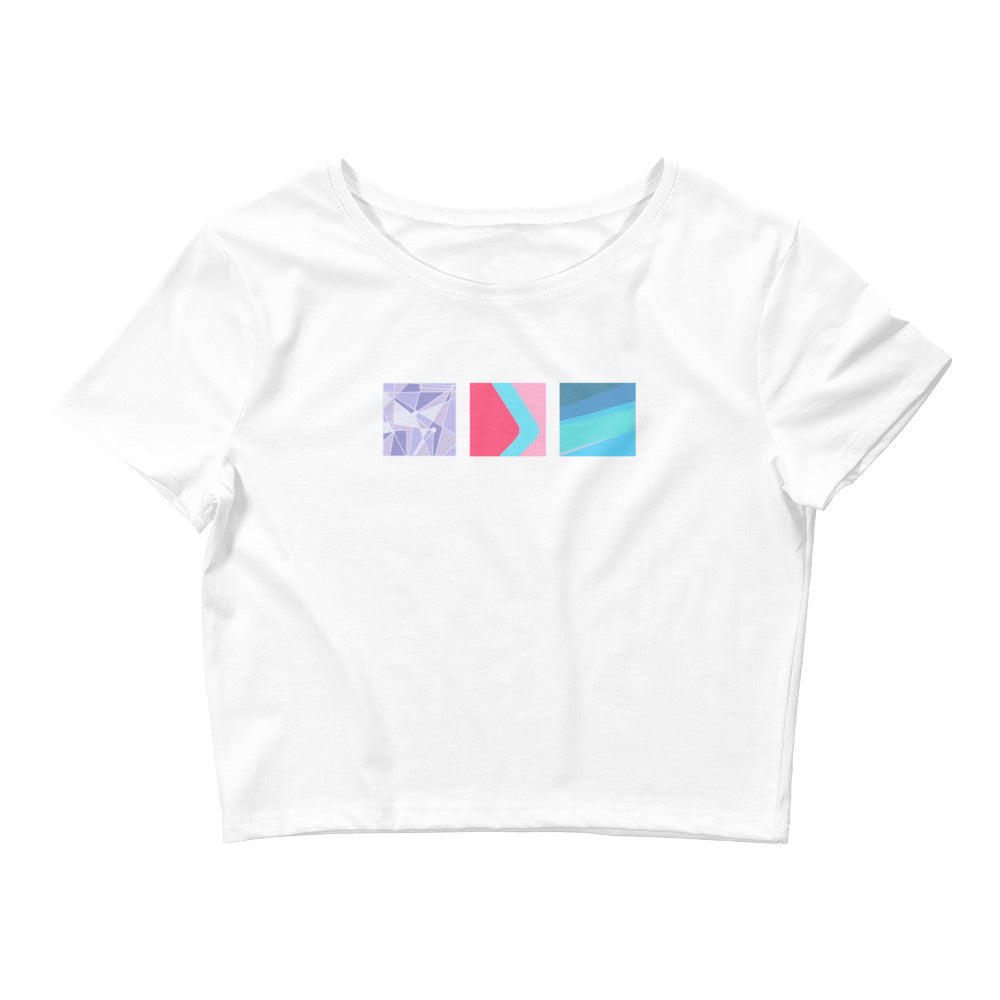 Magical Walls Crop Tee