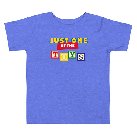 One of the Toys Toddler Short Sleeve Tee