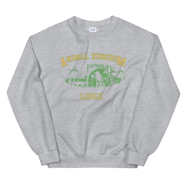 Animal Kingdom Lodge Unisex Sweatshirt