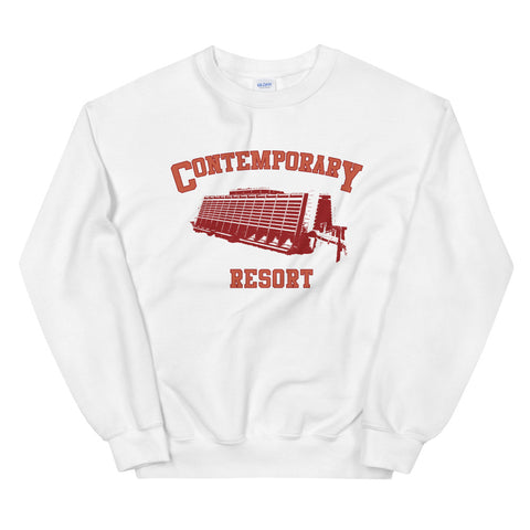 Contemporary Unisex Sweatshirt