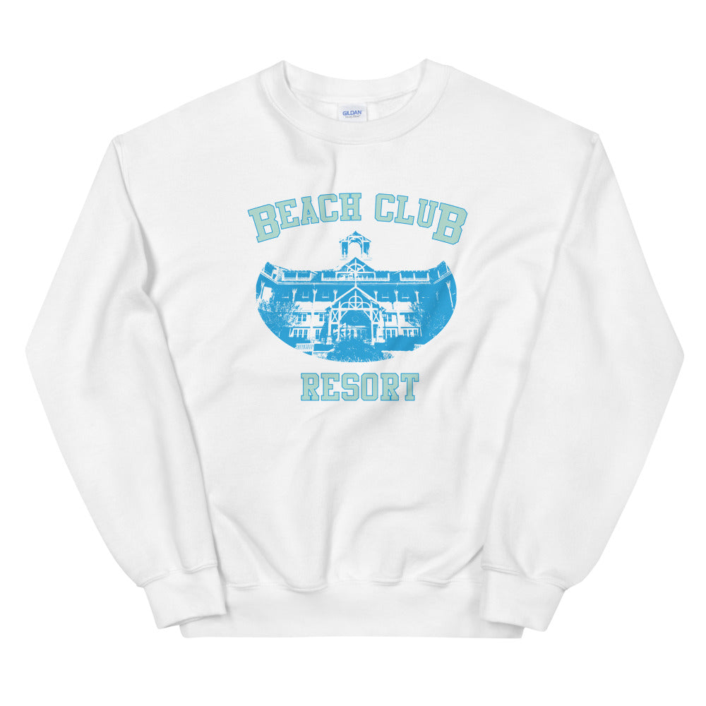 Beach Club Unisex Sweatshirt
