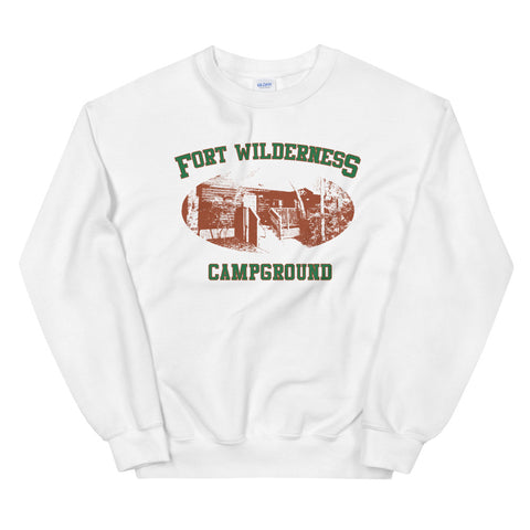 Fort Wilderness Unisex Sweatshirt