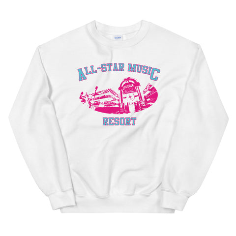 All-Star Music Unisex Sweatshirt