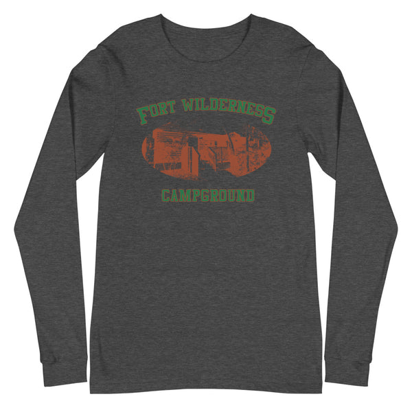 Fort Wilderness Unisex Long Sleeve Tee