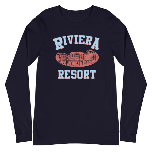 Riviera Unisex Long Sleeve Tee