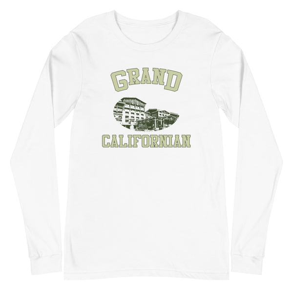 Grand Californian Unisex Long Sleeve Tee