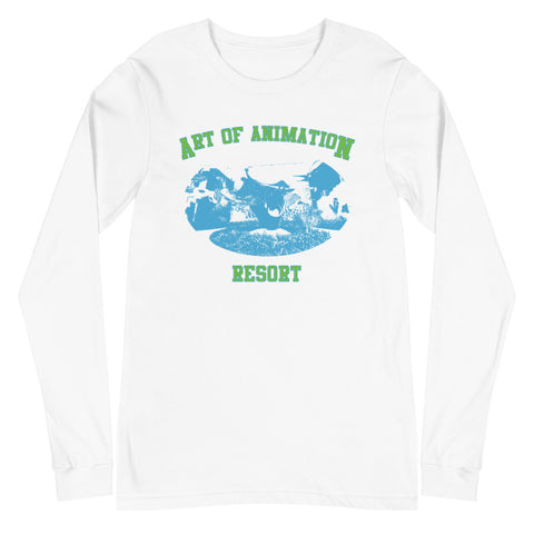 Art of Animation Unisex Long Sleeve Tee