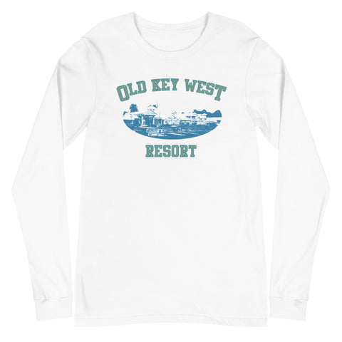 Old Key West Unisex Long Sleeve Tee