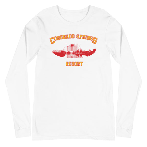 Coronado Springs Unisex Long Sleeve Tee