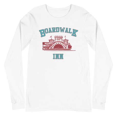 Boardwalk Unisex Long Sleeve Tee