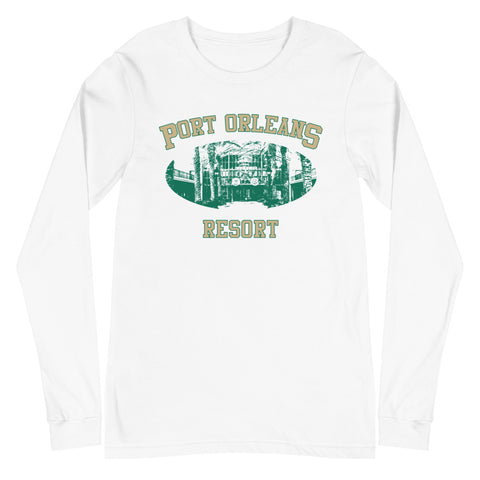 Port Orleans French Quarter Unisex Long Sleeve Tee