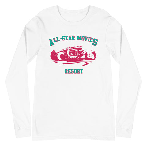 All-Star Movies Unisex Long Sleeve Tee