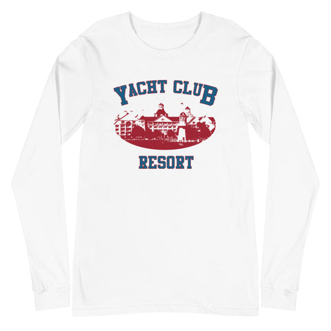 Yacht Club Unisex Long Sleeve Tee