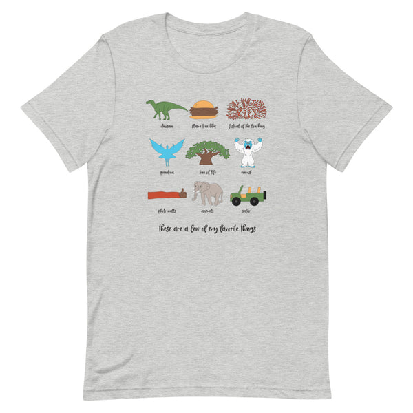Animal Kingdom Favorites Unisex T-Shirt