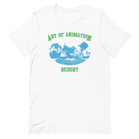 Art of Animation Unisex T-Shirt