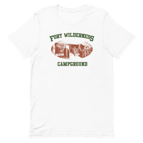Fort Wilderness Unisex T-Shirt