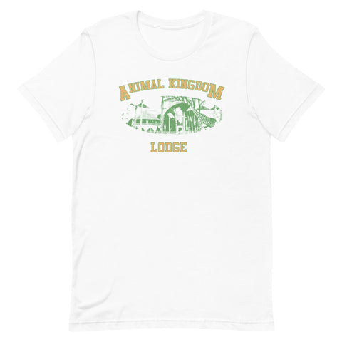 Animal Kingdom Lodge Unisex T-Shirt