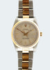 18K Gold and S/S Rolex Oyster Perpetual Ref 14203