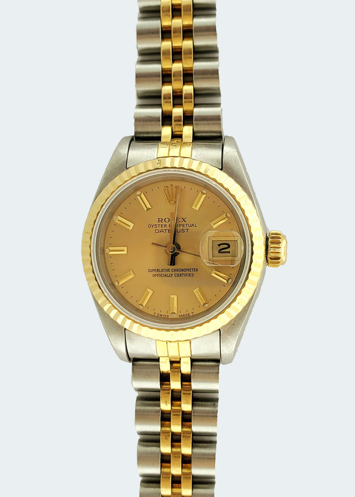 Women's Rolex Datejust Ref 69173