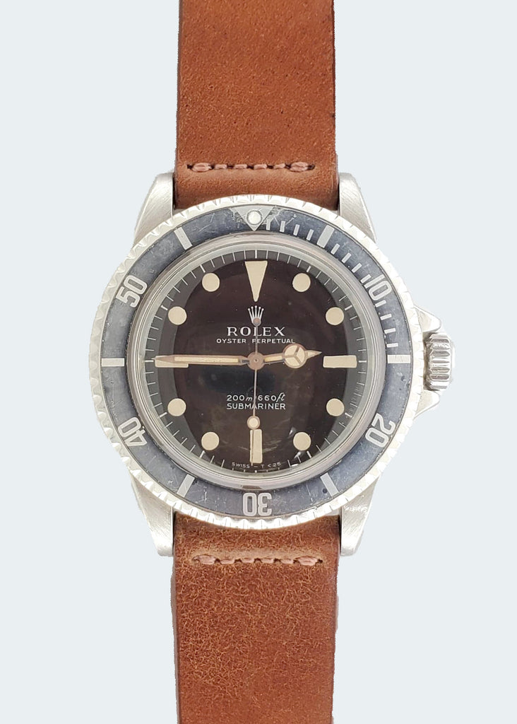 Rolex Submariner 5513 year 1968 IV