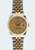 18K Y/G and S/S Rolex Datejust Ref #16233 Yr 1987/88