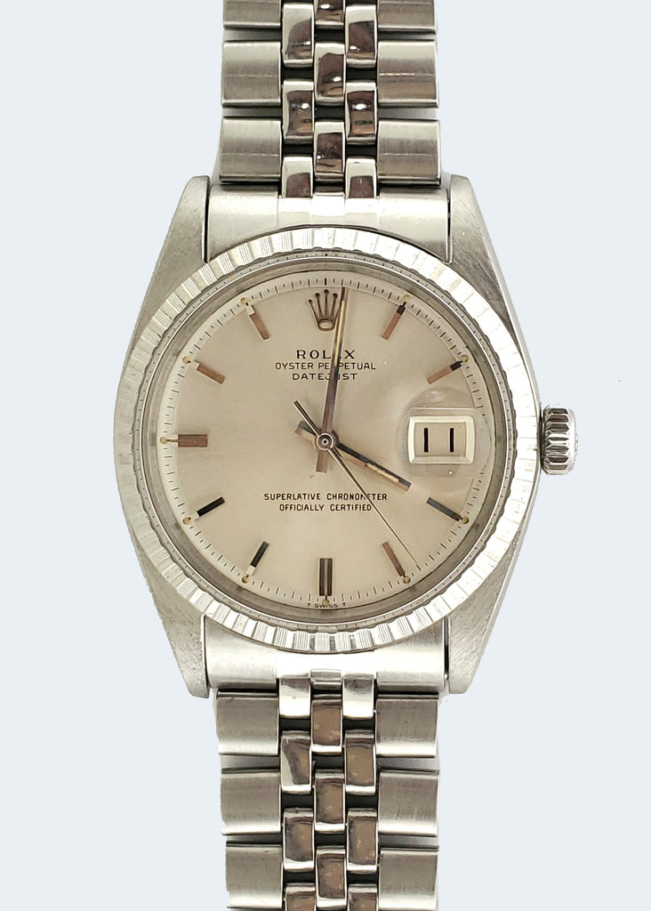Rolex Datejust Ref 1603 Yr 1966/67 Collector's Grade