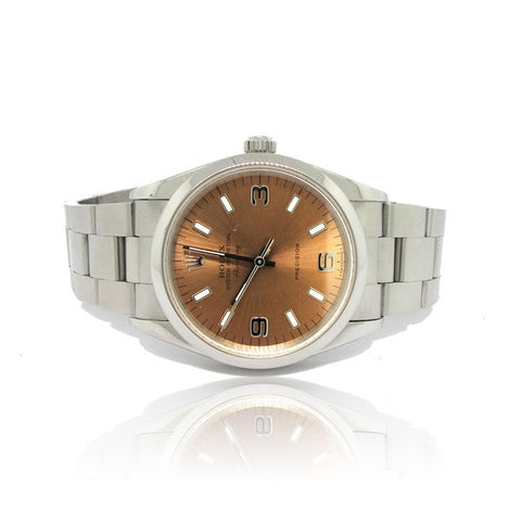 Rolex Air King with Copper Face 1995