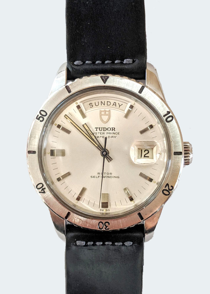 S/S Tudor Oyster Prince Day-Date Yr 1968-69