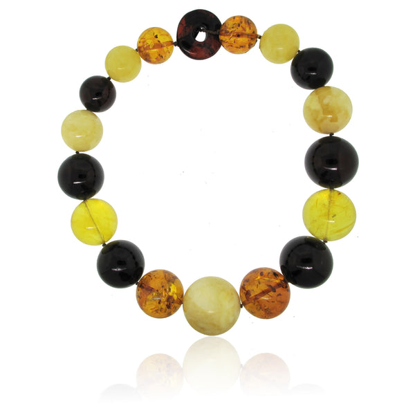 Large Baltic Amber Necklace