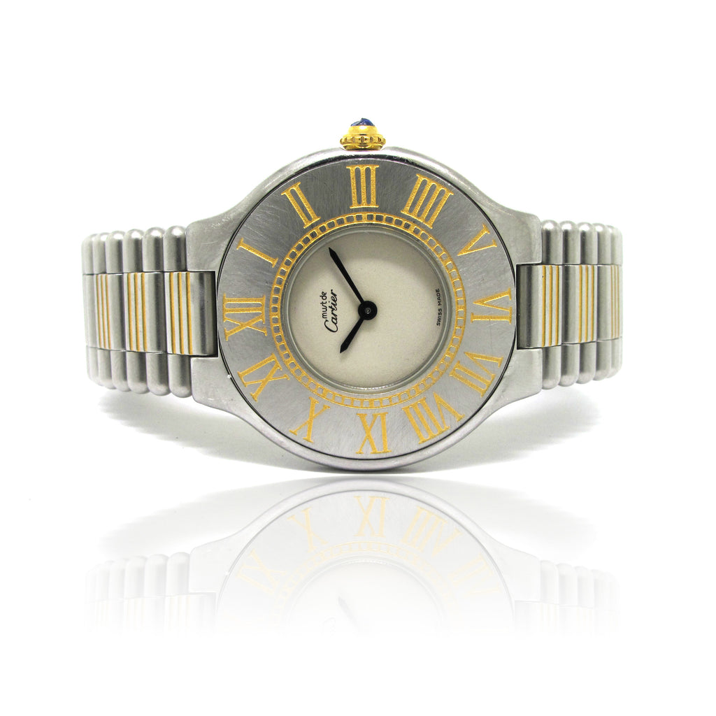 Cartier Must 21 year 2004