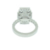 Platinum Diamond Ring and Band