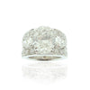 8ctw Diamond Wedding Ring with Superfit Shank