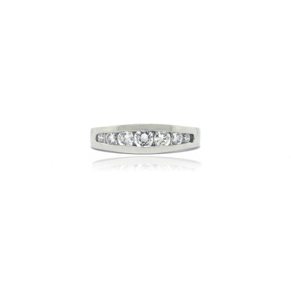Platinum Multi Diamond Ring