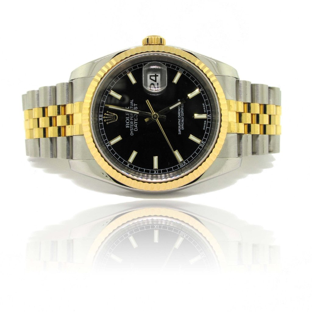 Rolex Two Tone Date Just yr. 2003