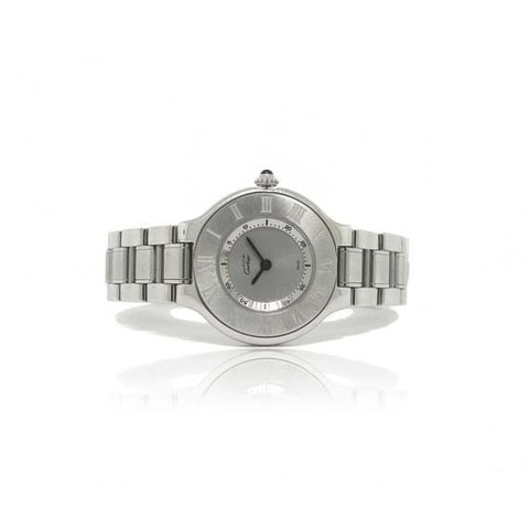 Cartier Must yr 2005 Quartz Movement