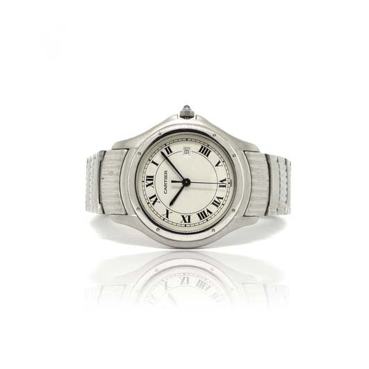 Cartier Watch Quartz Movement