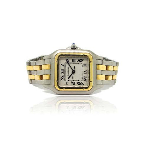 Cartier 18k Panthere M.