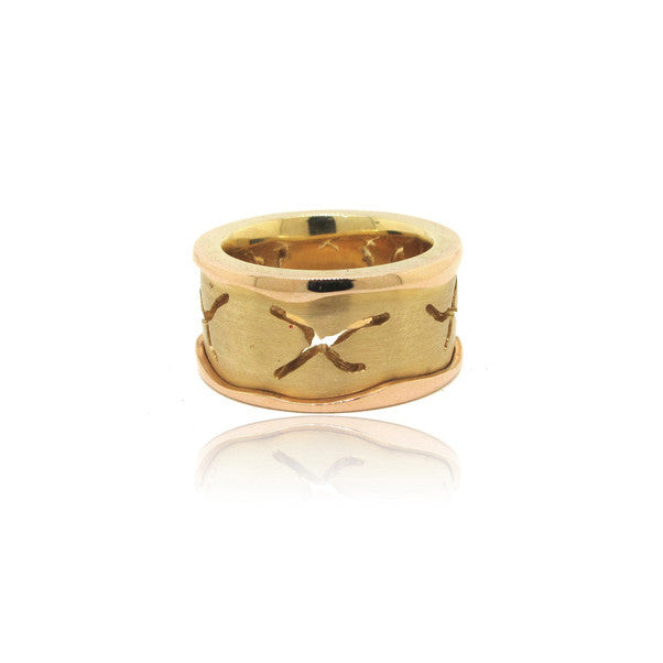 X for Love Ring