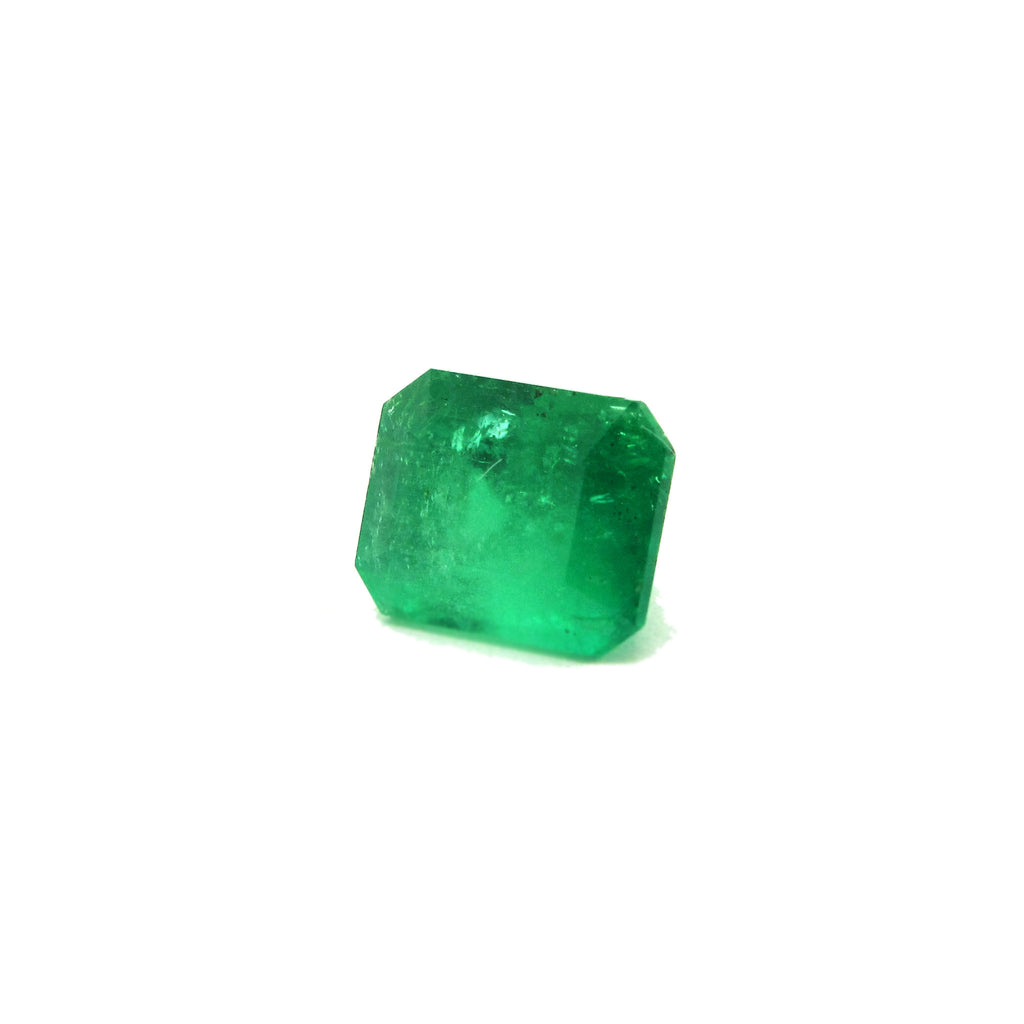 May- Emerald Cut Emerald