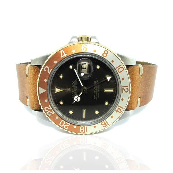 Rolex GMT Master - Tiger Eye Yr 1980
