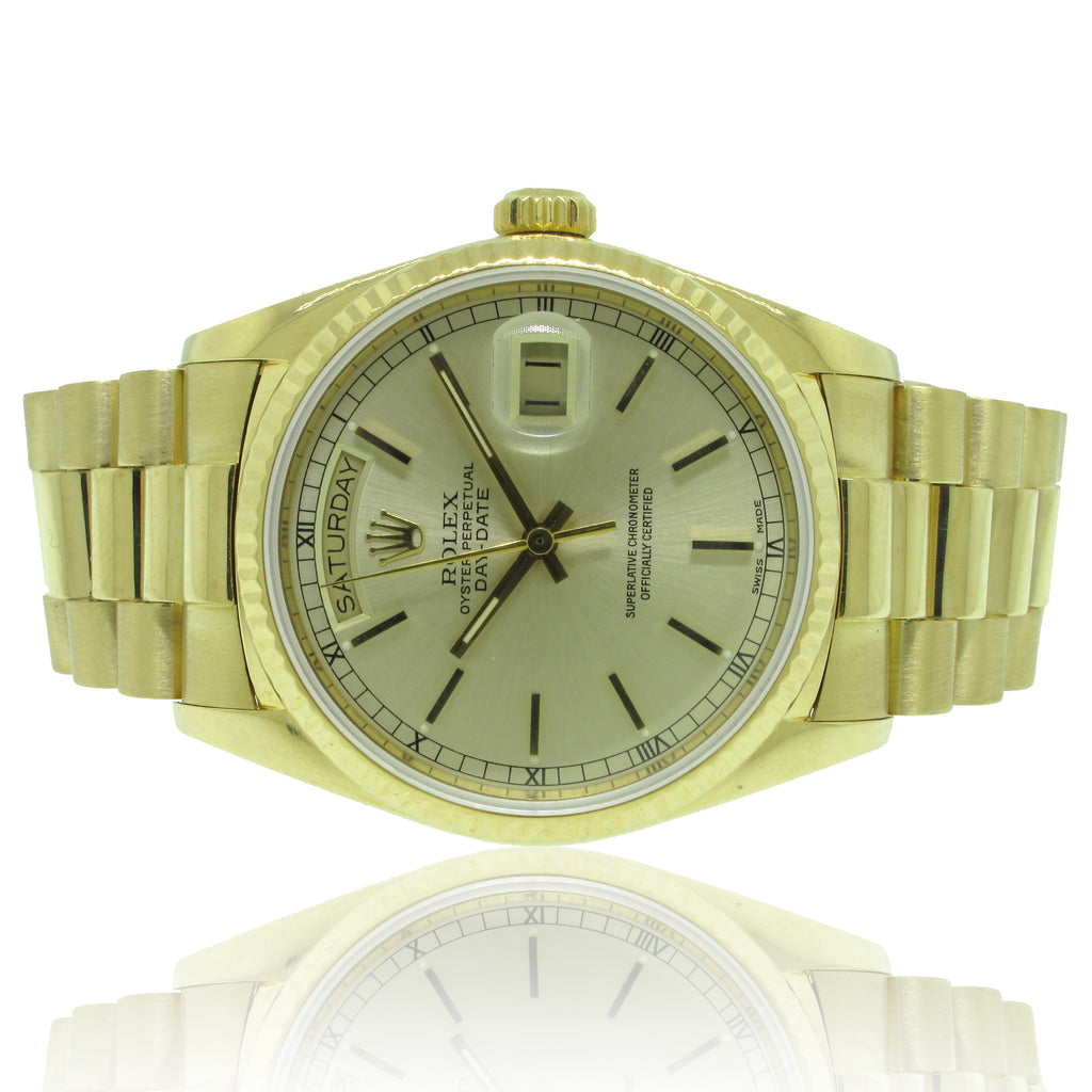 Rolex President yr. 1987 -Mint Condition
