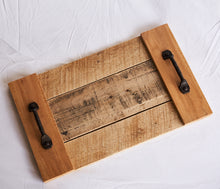 Load image into Gallery viewer, Reclaimed Wood Tray
